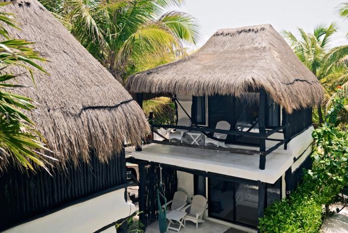 Coco Tulum Hotel Cabana